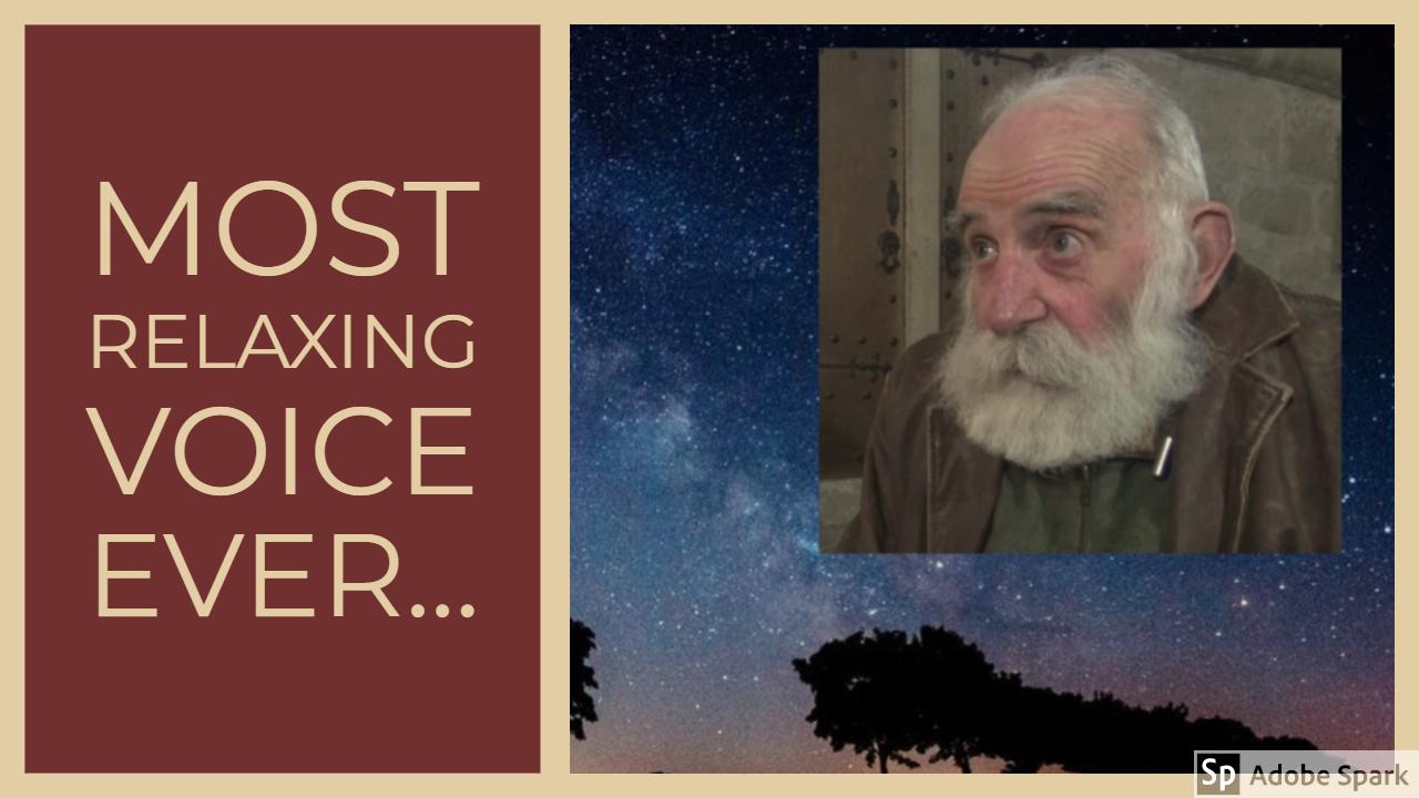 The Best Unintentional ASMR voice ever - John Butler