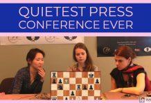 The Best Russian ASMR - Unintentional ASMR At Russian Women Chess Championship